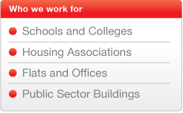 sectors we work for